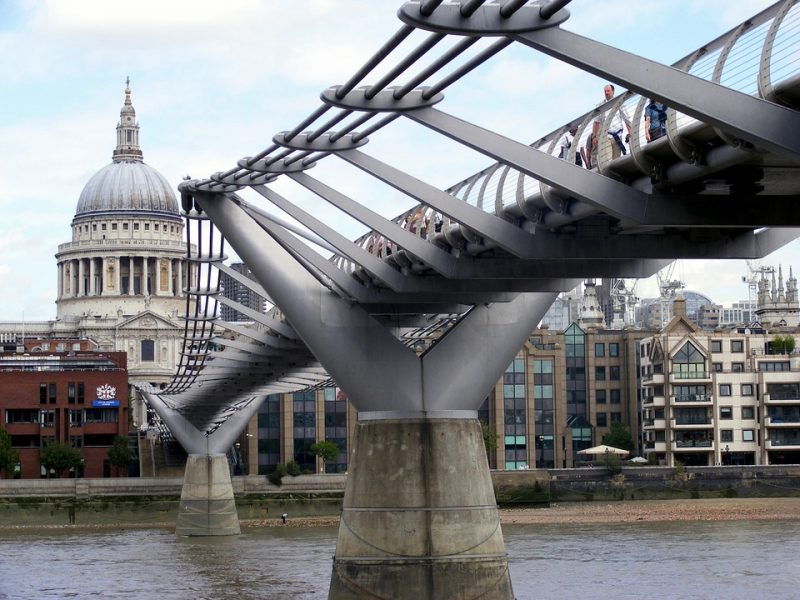 londres-millennium-bridge