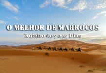 roteiro de marrocos