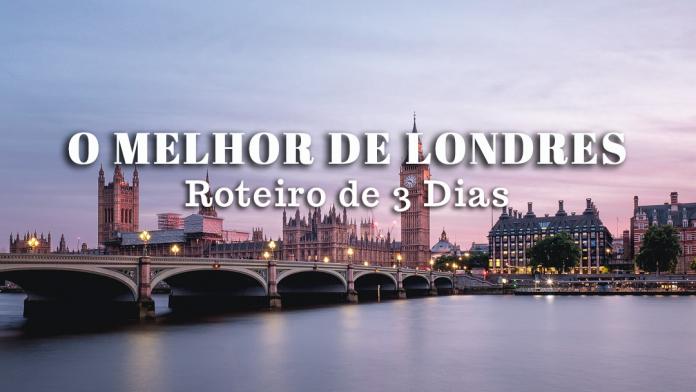 Londres Roteiro
