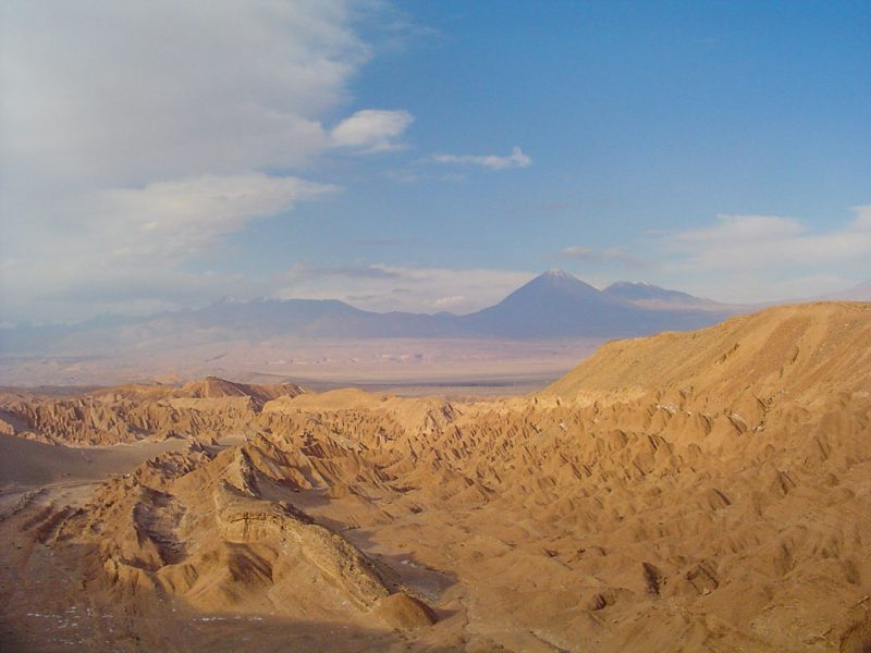 Vale da Morte - Deserto do Atacama
