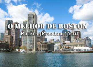 roteiro para visitar boston freedom trail