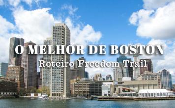 roteiro para visitar boston freedom trail