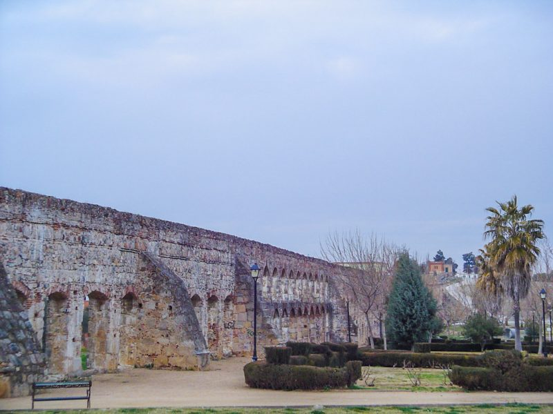 Aqueduto Mérida