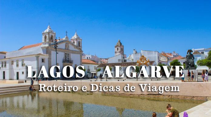 Guia e roteiro de Lagos Algarve