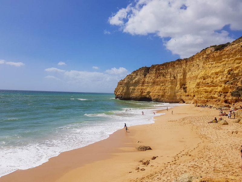 Praia Vale de Centeanes