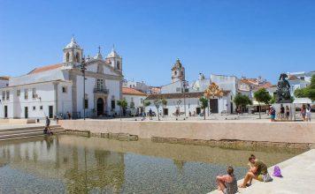 Guia e Roteiro de Lagos Algarve Portugal