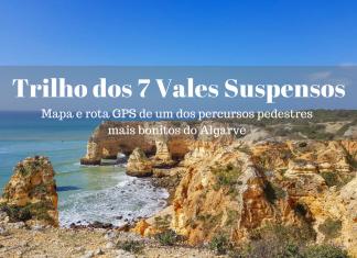 Percurso Pedestre Sete Vales Suspensos no Algarve