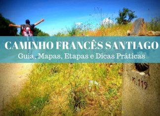 Guia Caminho Francês de Santiago
