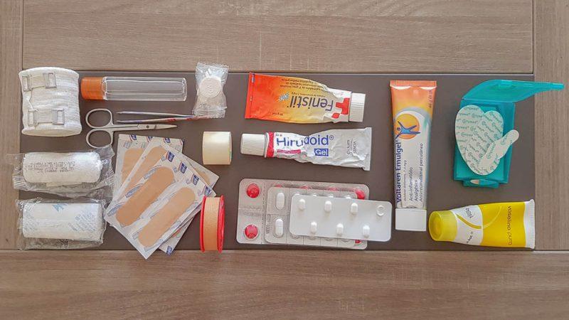 kit-primeiros-socorros-para-o-Caminho-de-Santiago-o-que-levar