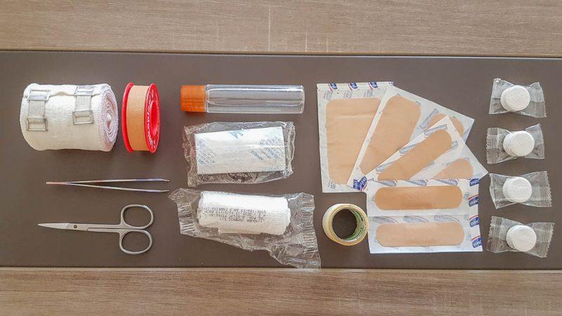 kit-primeiros-socorros-Caminho-de-Santiago-feridas