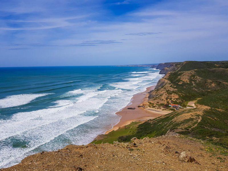 Praia da Cordoama - praias do Algarve