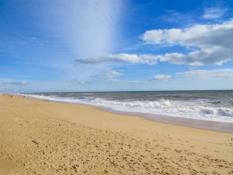 Ilha de Faro - praias do Algarve