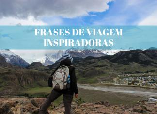 Frases de Viagem Inspiradoras