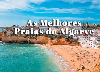 As Melhores Praias do Algarve - mapa e onde ficar