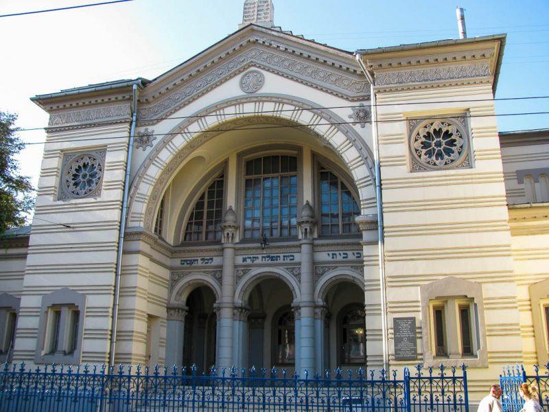 Sinagoga de Vilnius