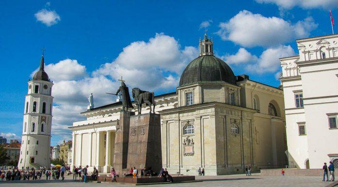 Roteiro de Vilnius