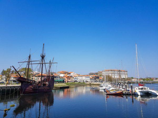 Vila do Conde - Caminho Português da Costa