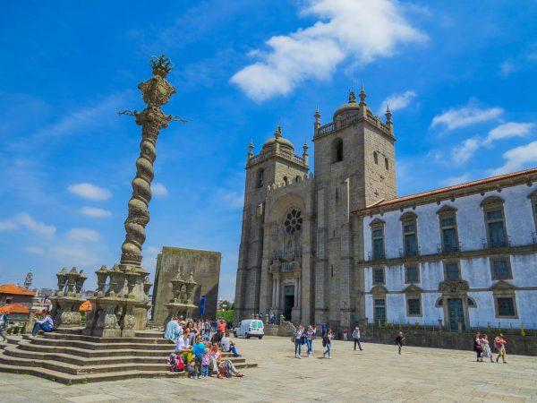 Catedral do Porto Caminho Português da Costa
