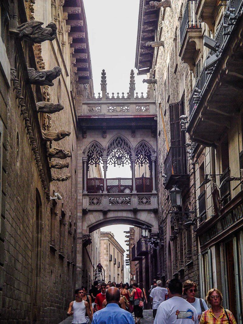 Visitar Barcelona Roteiro