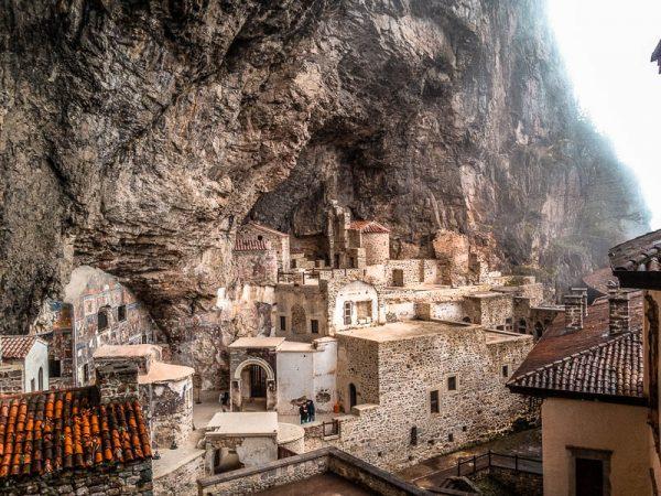 Mosteiro de Sumela