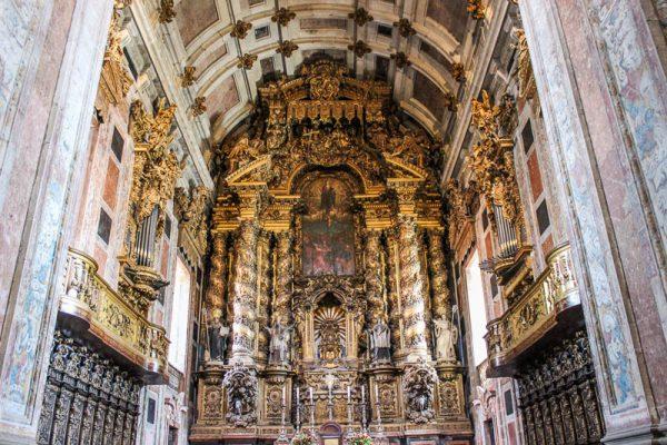 visitar-porto-sé-catedral-altar