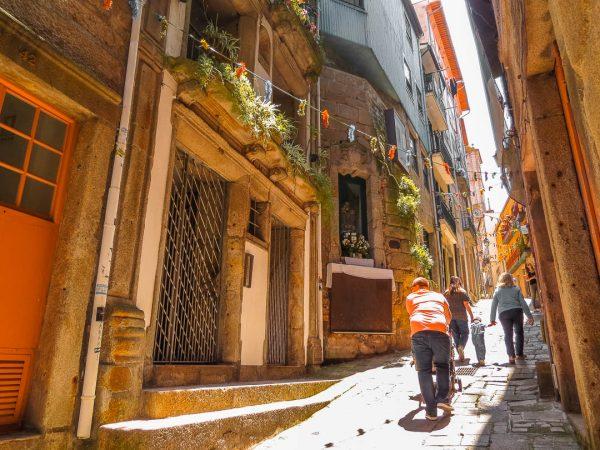 visitar-Porto-rua-santa-ana