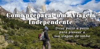 Como planear viagem - dicas para preparar viagem