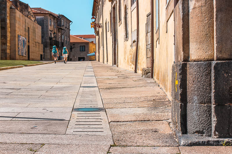 Guia do Caminho Português de Santiago com todas as etapas desde o Porto