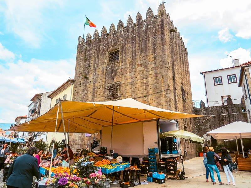 Ponte de Lima Torre da Cadeia Velha