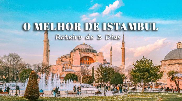 Visitar Istambul - Roteiro
