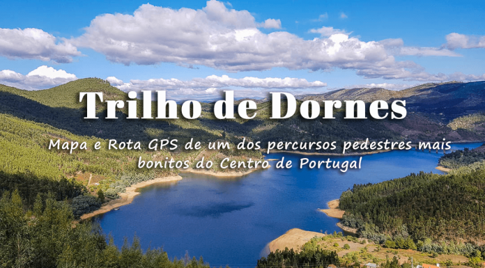 Trilho de Dornes - percurso pedestre vigia do zezere