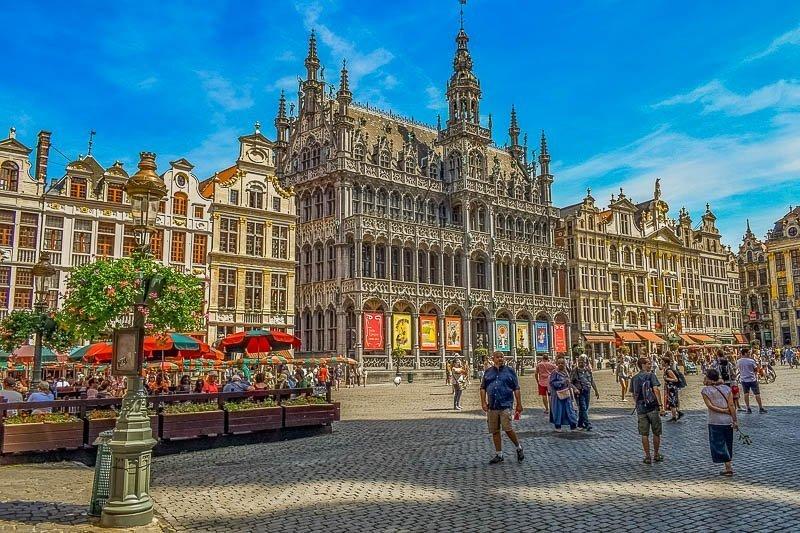 Visitar Bruxelas Roteiro de Viagem