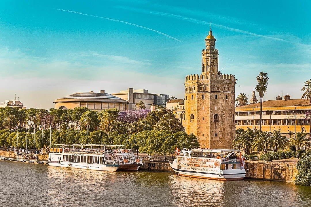 Torre de Oro - Roteiro Sevilha