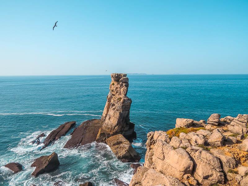 Passeios de fim de semana perto de Lisboa - Cabo Carvoeiro