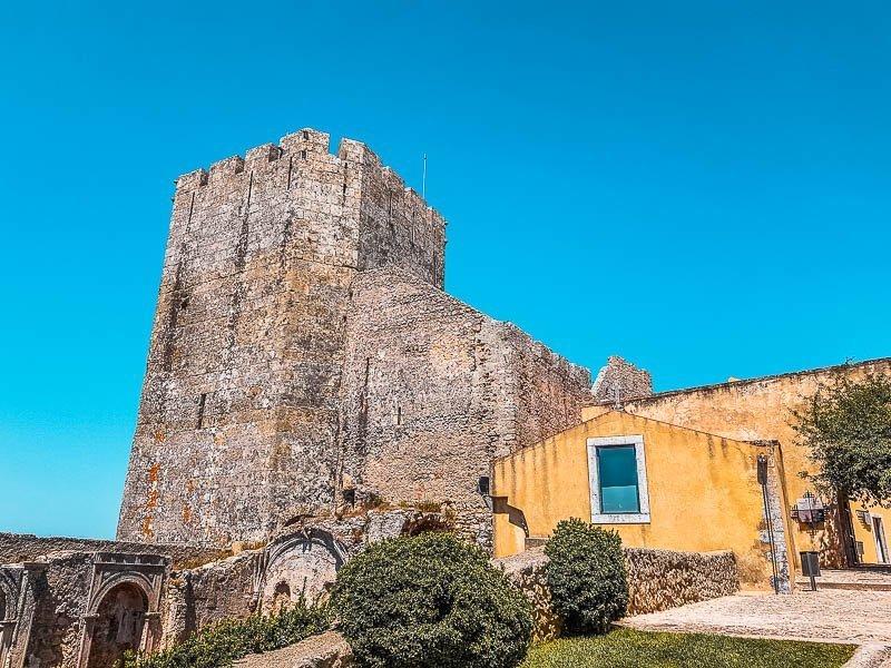 Passeios perto de Lisboa - Castelo de Palmela
