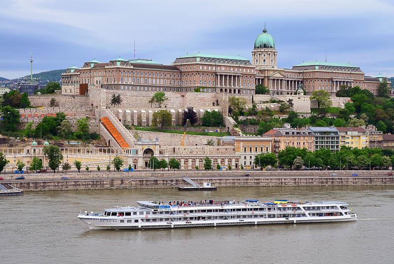Castelo - Roteiro de Budapeste