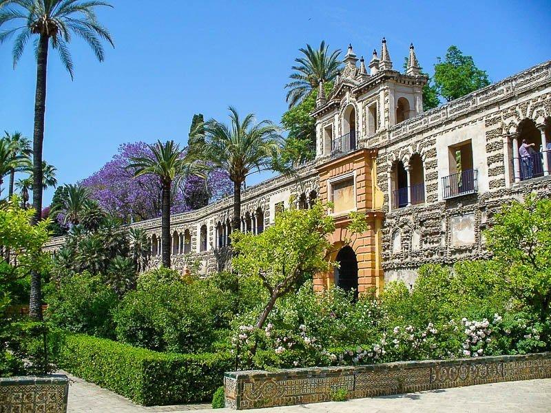 Jardins do Real Alcázar - mais um ponto de paragem obrigatória no seu roteiro para visitar Sevilha