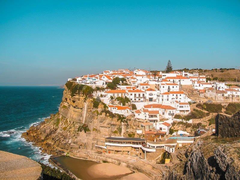 Passeios perto de Lisboa - Azenhas do Mar