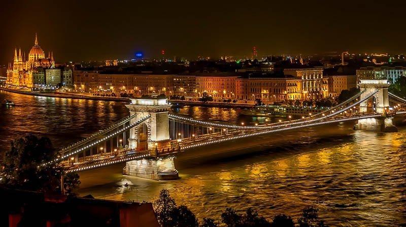 Visitar Budapeste