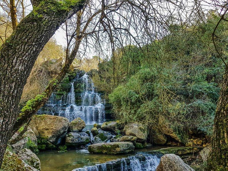 Cascata de Fervença (Cascata da Bajouca)