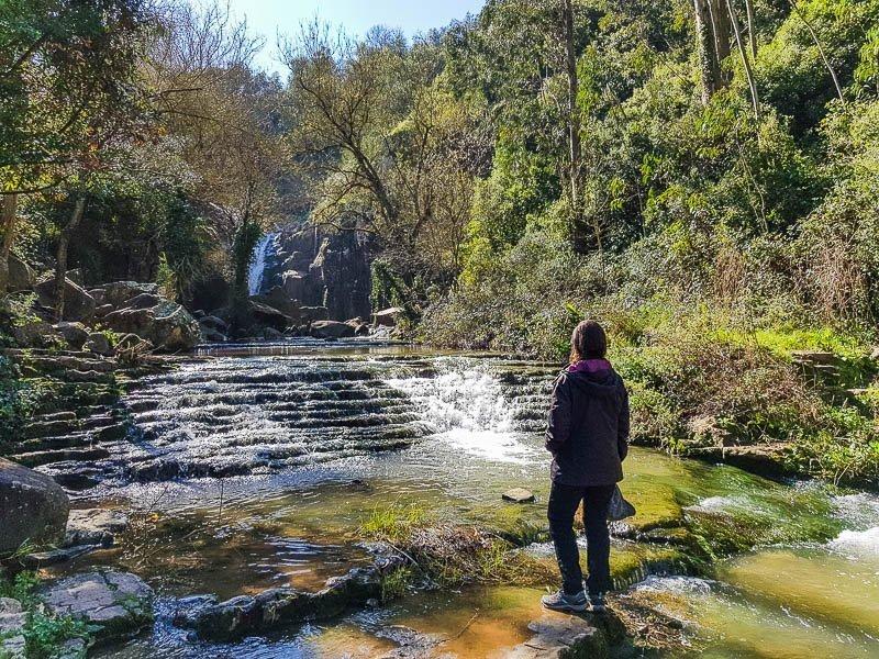 Cascata do Mourão (Cascata de Anços)