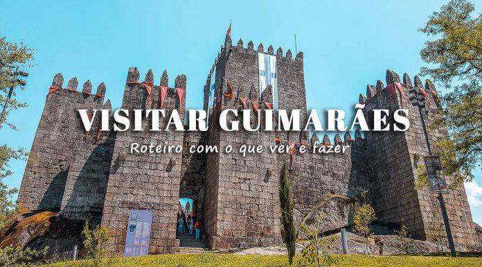 Visitar Guimarães Roteiro