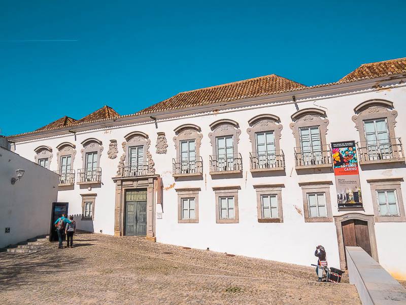 Museu Municipal de Tavira no Palácio Galeria