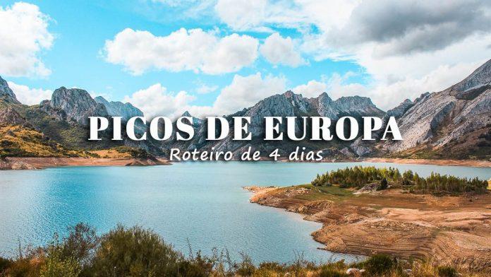Visitar Picos de Europa - roteiro de carro