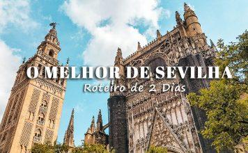 Visitar Sevilha - roteiro 2 dias