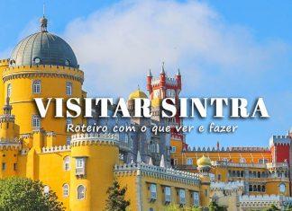 Visitar Sintra Roteiro