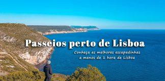 Passeios perto de Lisboa: conheça as melhores escapadinhas a menos de 1 hora de Lisboa