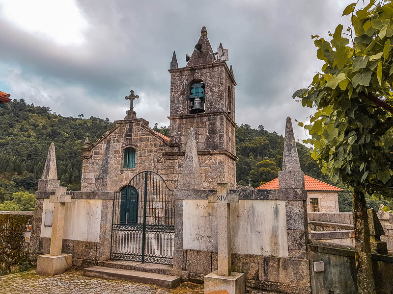 Igreja Sistelo