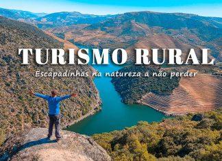 Turismo Rural | Portugal: Escapadinhas na Natureza a não perder