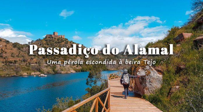Passadiço do Alamal - Percurso Pedestre em Gavião